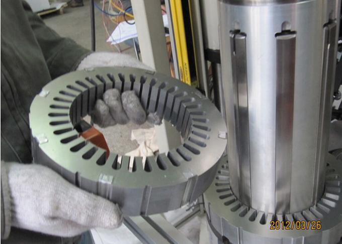 Dc Stator Core Assembly Machine Stator Rotor Core