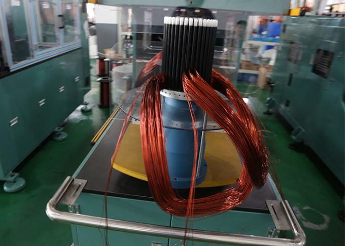 High Speed Stator Winding Machine Electrical Motor