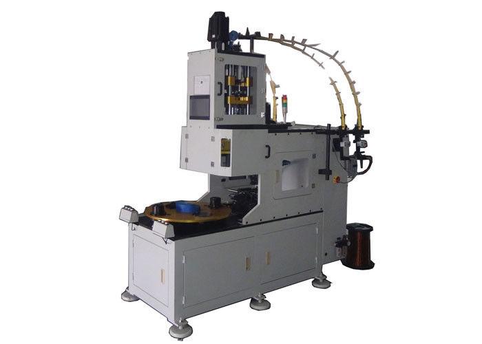 QLR70 Coil Needle Stator Winding Machine PLC Displayer 0.2~1.0 MM Wire Diamete